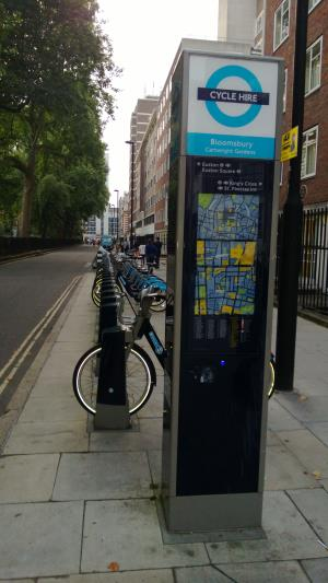 london cycle hire