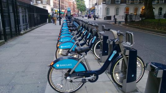 london cycle hire1
