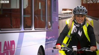 cycle eye transport for london test
