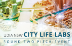 UDIA city life labs pitch event