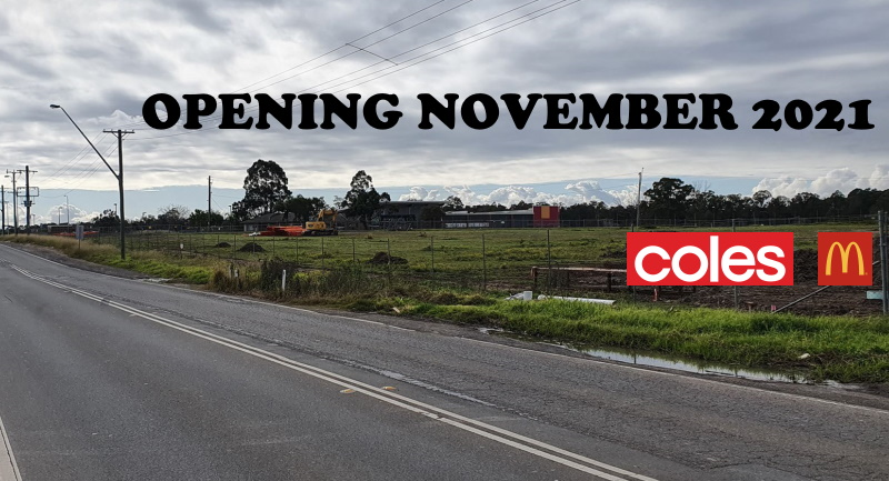 Coles Schofields Town Centre CTMP approved in 7 days